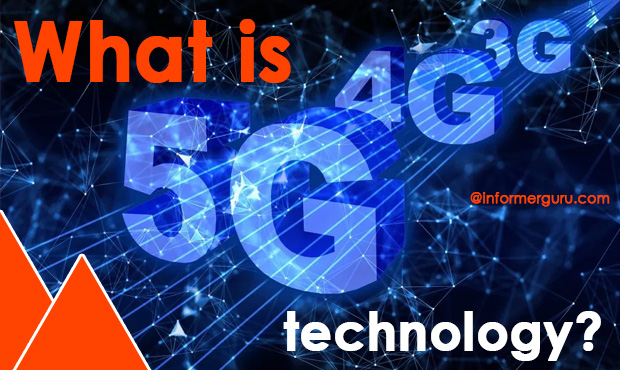 what is 5g technology how 5g network works